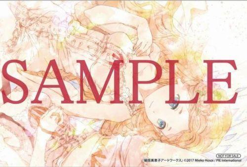 动画师细居美惠子发售个人画集 收录FGO等知名动画插画