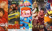 2016票房过亿级动画电影:引进片立大功