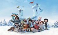 加拿大动画电影《冰雪大作战》发布影片剧照和中文海报