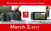 任天堂《Nintendo Switch》公开发售日情报