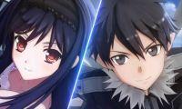 游戏《加速世界VS刀剑神域:千年的黄昏》登陆PS4和PS Vita平台