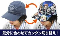 《偶像大师 灰姑娘女孩》推出双面帽子