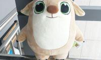 爱奇艺推新动漫《无敌小鹿》 扬州企业获准设计相关毛绒产品