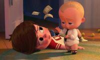 动画电影《宝贝老板》首日轻松占据票房榜首位