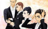 TV动画《舞动青春》4位主要角色的人设图公布