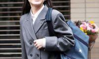 漫改片《白兔糖》女主角芦田爱菜入读名牌中学