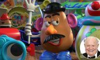 《玩具总动员4》薯蛋头先生配音演员逝世 皮克斯或重写剧本