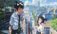 动画电影《你的名字。》票房成绩在日本历史总票房上排名第4