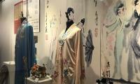 """""""动画中国风——国产经典动画中的传统文化""""展览开启"""