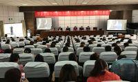 戲曲動漫進校園教學培訓班在寧夏工商職業技術學院開班
