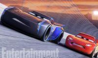 动画电影《赛车总动员3》再曝一组全新预告海报
