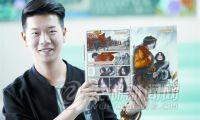 芜湖大学生中国风漫画热销法国漫画节