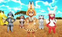 电视动画《兽娘动物园》OP获日本金唱片认证