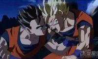 《龙珠:超》动画最新的第90话收视率回暖上升