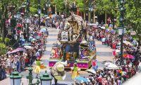 上海迪士尼乐园11个月内已接待游客超过1000万人次