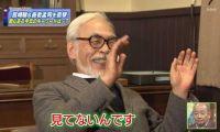 宫崎骏近日在一档节目中表示没看过《你的名字。》