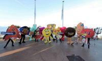 《 表情奇幻冒险》亮相法国戛纳电影节  Emoji表情包耍宝造势