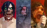 《进击的巨人》第2季推出能把照片变脸为巨人的功能