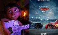 皮克斯动画电影《寻梦环游记》《赛车总动员3》再曝新预告
