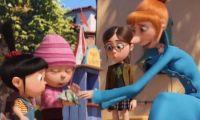 《神偷奶爸》全新预告 揭开后妈露西和三个可爱的女儿的日常