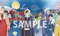 TV动画《青春歌舞伎》光碟的发售详情和封面插图公布