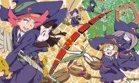 《小魔女学园》游戏将收录新动画