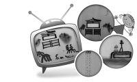 33年前动画片走红网络 10分钟让孩子认识36个汉字