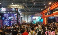 第十三届中国国际动漫游戏博览会拉开帷幕