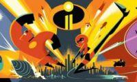 《超人总动员2》新LOGO&视觉图公开