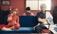 《银魂》真人版4天票房近10亿日元