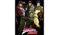 《JOJO的奇妙冒险》蓝光碟套装的特典插图公布