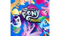 动画《彩虹小马》大电影在SDCC上的特别海报发布