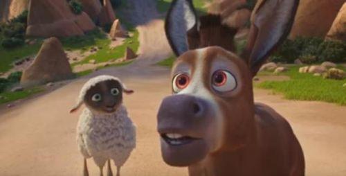 一头小毛驴的故事 索尼新动画《THE STAR》新预告公开