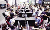 游戏市场高速增长  移动电竞市场升温