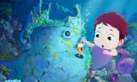 长城动漫新作《咕噜咕噜美人鱼2》将在今年12月份上映
