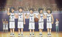 动画《女川中篮球部 5人之夏》月底播出