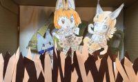 《兽娘》成功攻陷萝莉市场 小学生制作薮猫小剧场