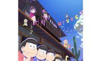 《阿松》第二季公开新的主视觉图