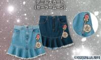 优衣库GU和美少女战士合作推出动漫周边