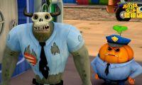 动画电影《怪物岛》公开新剧照和怪物岛的地图