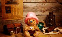 《航海王》官方推出全球限量1500个乔巴泰迪熊