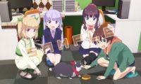 TV动画《NEW GAME!!》将于9月27日发售光碟第1卷