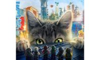 《乐高幻影忍者大电影》发布一张全新海报