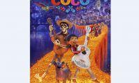 皮克斯官方公开《寻梦环游记(COCO)》全新海报