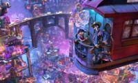 皮克斯动画《寻梦环游记》发布最新预告
