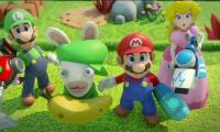 游戏《马里奥+疯兔王国对决》成NS销量最高第三方作品