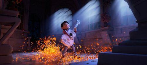 迪士尼动画《寻梦环游记》定档 该电影大人和小孩看了就会爱上它