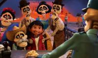 皮克斯新片《寻梦环游记》在墨西哥举行全球首映