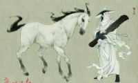 """动漫界强劲的中国风 数码中国画让画画变得""""好玩"""""""