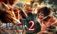 游戏《进击的巨人2》将于2018年3月发售